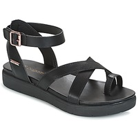 Shoes Women Sandals Bugatti VENATE Black