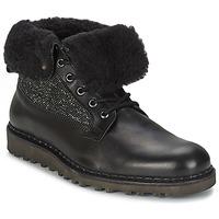 Shoes Men Mid boots Nobrand STREET Black