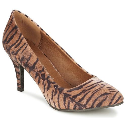 Shoes Women Court shoes Moony Mood LENI Striped