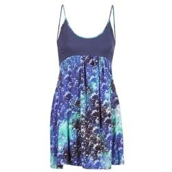 material Women Short Dresses Smash CAESIA Blue