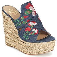 Shoes Women Sandals Ash BAHIA Denim
