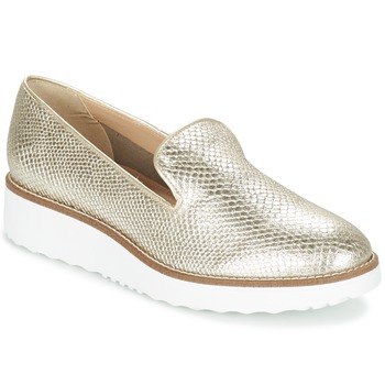 Shoes Women Loafers Dune London GARNISH Silver