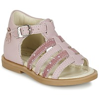 Shoes Girl Sandals Aster MINIONE Pink