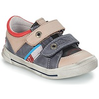 Shoes Boy Low top trainers GBB PHIL Grey / Blue