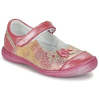 Shoes Girl Ballerinas GBB PRATIMA Vte / Coral / Dpf