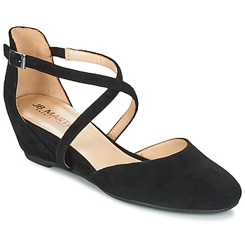 Shoes Women Sandals JB Martin GUYLIANA Black