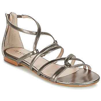Shoes Women Sandals JB Martin ANORA Pewter