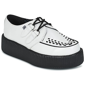 Shoes Derby shoes TUK MONDO HI White