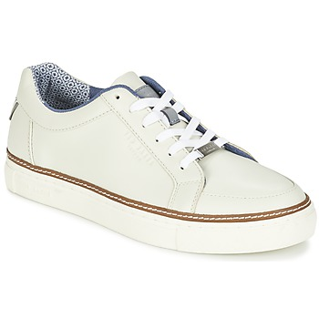 Shoes Men Low top trainers Ted Baker ROUU White
