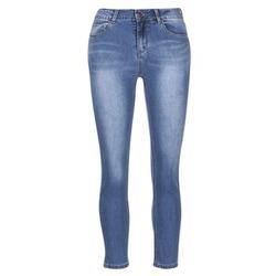 material Women slim jeans Best Mountain ROSEPELLE Blue / MEDIUM