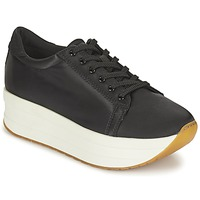 Shoes Women Low top trainers Vagabond CASEY Black