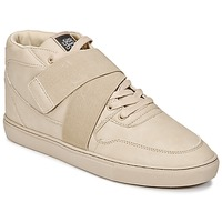 Shoes Men High top trainers Sixth June NATION STRAP Beige