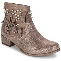 Shoes Women Mid boots Mimmu MOONSTROP Brown