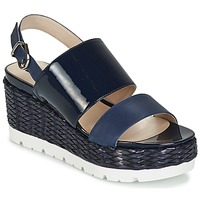 Shoes Women Sandals Luciano Barachini TOUDOU Blue