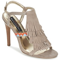 Shoes Women Sandals Replay BENIE TAUPE