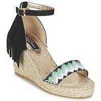 Shoes Women Sandals Replay CHATE Black