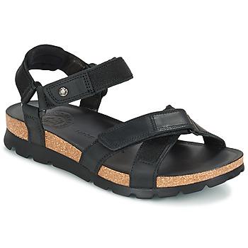 Shoes Men Sandals Panama Jack SAMBO Black