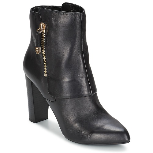 Shoes Women Ankle boots Guess IVON Black