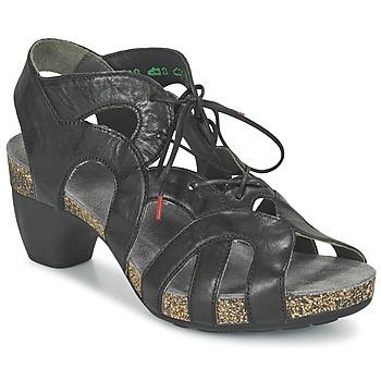 Shoes Women Sandals Think SARDE Black
