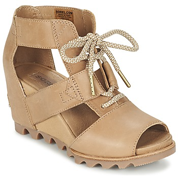 Shoes Women Sandals Sorel JOANIE LACE Sahara