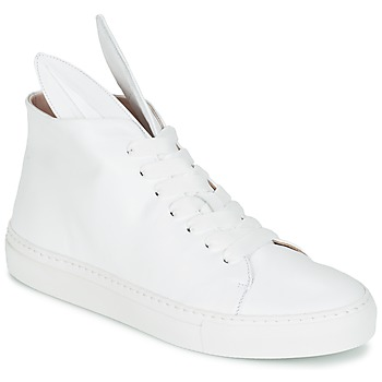 Shoes Women High top trainers Minna Parikka BUNNY SNEAKS White