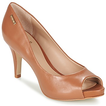 Shoes Women Court shoes Dumond OTAMIO Camel