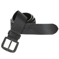 Clothes accessories Men Belts Replay CUIRETTE Black