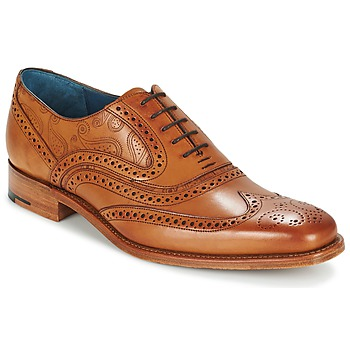 Shoes Men Brogue shoes Barker MC CLEAN Brown