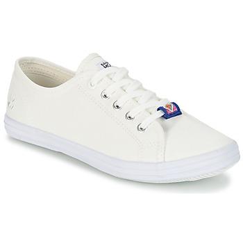 Shoes Women Low top trainers Banana Moon RAYA White