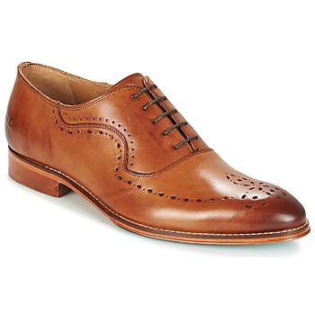 Shoes Men Derby shoes Melvin & Hamilton KANE 6 Brown