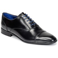 Shoes Men Brogue shoes Azzaro RAEL Black