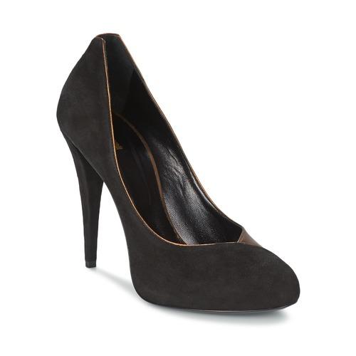 Shoes Women Court shoes Roberto Cavalli YPS530-PC219-D0127 Black / Gold