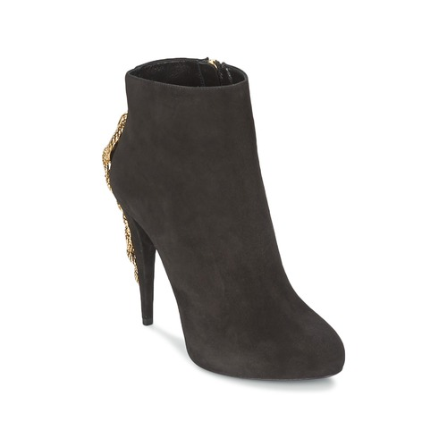 Shoes Women Ankle boots Roberto Cavalli YPS564-PC001-05051 Black