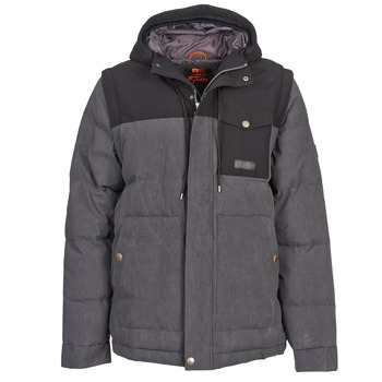 material Men Duffel coats Rip Curl INFINITE Grey / Black
