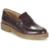 Shoes Women Loafers Kickers OXMOX Bordeaux