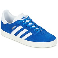 Shoes Children Low top trainers adidas Originals GAZELLE J Blue