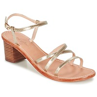 Shoes Women Sandals Mellow Yellow BALOUNA Gold
