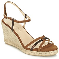 Shoes Women Sandals Mellow Yellow BERLINA Brown