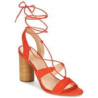 Shoes Women Sandals Mellow Yellow BRUNE Orange