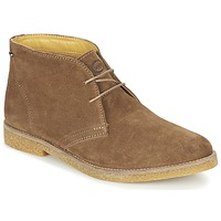 Shoes Men Mid boots Base London CHARLTON Brown