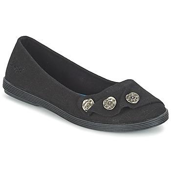 Shoes Women Ballerinas Blowfish Malibu GARDEN Black