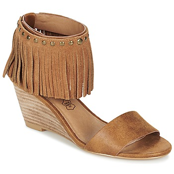 Shoes Women Sandals LPB Shoes NADIA Camel
