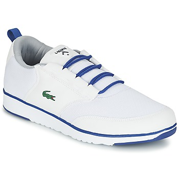 Shoes Men Low top trainers Lacoste L.IGHT 117 1 White