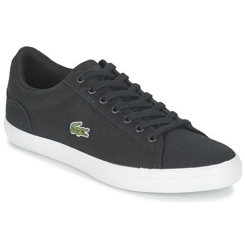 71c209239 Lacoste LEROND BL 2 Black - Free delivery with Spartoo NET ! - Shoes ...