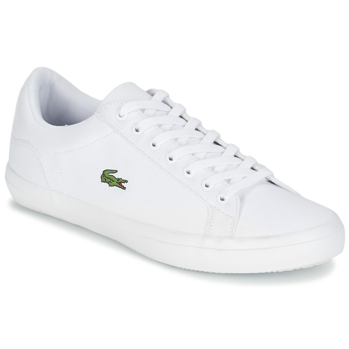 lacoste lerond bl 2 white - free delivery with spartoo net     93 00