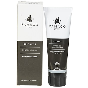 Accessorie Shoepolish Famaco LEMMY Brown / Dark