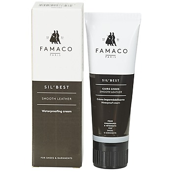 Accessorie Shoepolish Famaco Tube applicateur cirage noir 75 ml Black
