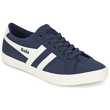 Shoes Men Low top trainers Gola VARSITY Marine / White