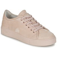 Shoes Women Low top trainers Blackstone NL33 Pink