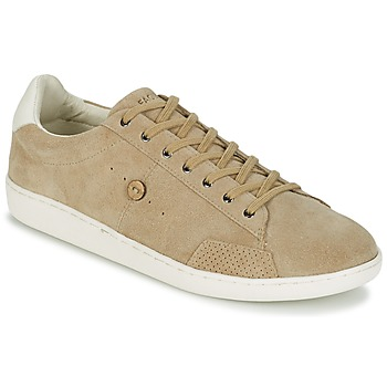 Shoes Men Low top trainers Faguo HOSTA Beige